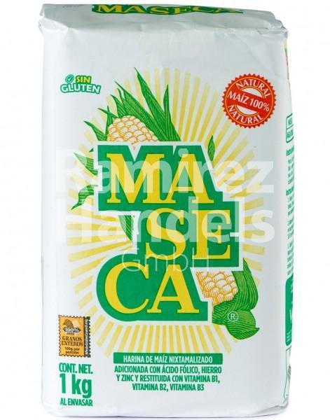 Maseca Maismehl für Tortillas 1 kg (MHD 17 JAN 2022)